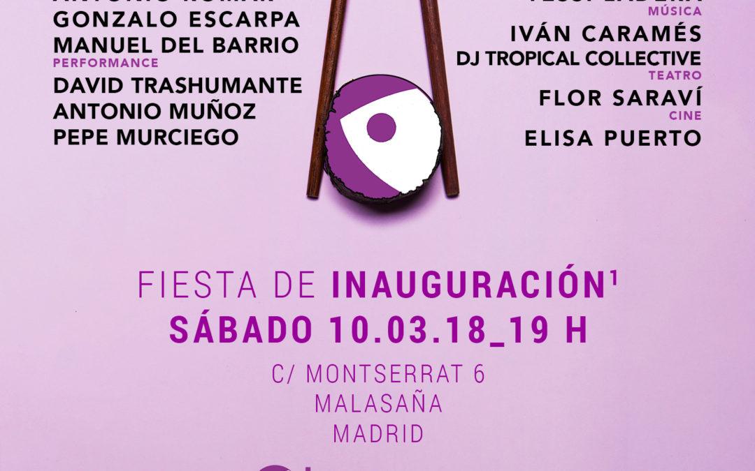 Fiesta(s) de inauguración
