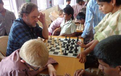 Nace el Club de ajedrez de La Piscifactoría