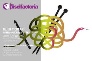Punto, ganchillo y creatividad, con María Amigurumis