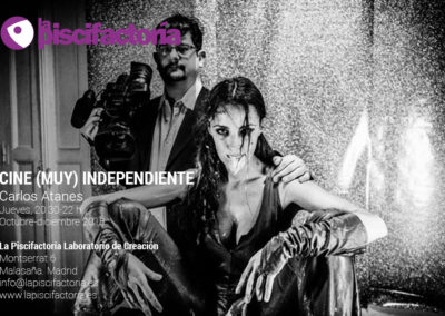 Cine (muy) independiente, con Carlos Atanes