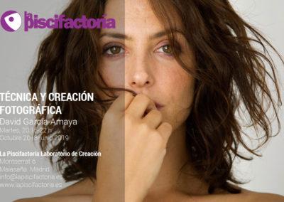 Técnica y creación fotográfica, con David García-Amaya