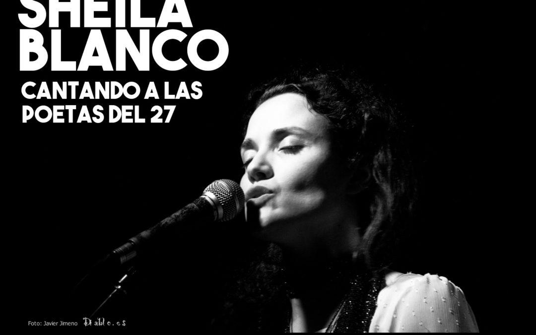 Concierto de Sheila Blanco