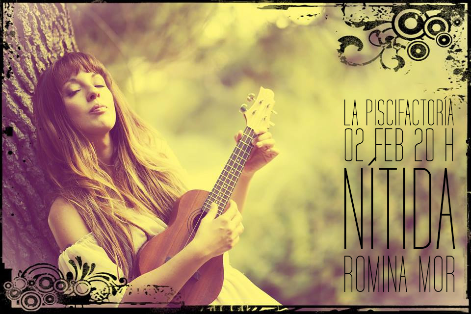 "Romina Mor presenta ""Nítida"""