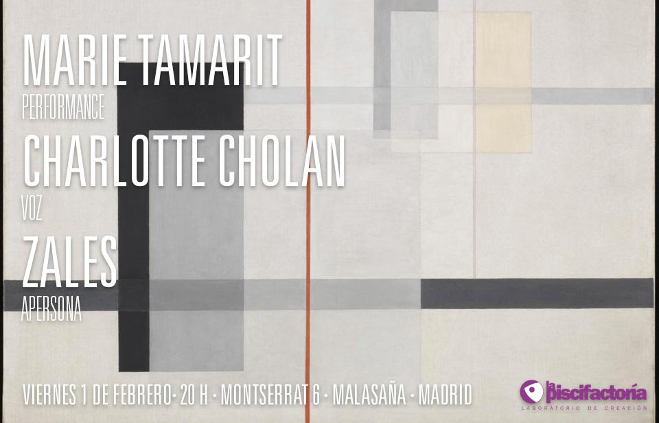 Intimísimos: Zales, Marie Tamarit, Charlotte Cholan