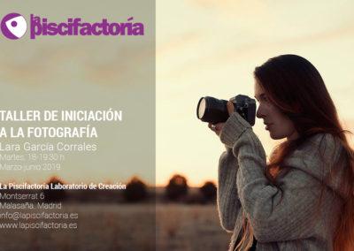 Taller de iniciación a la fotografía, con Lara García Corrales